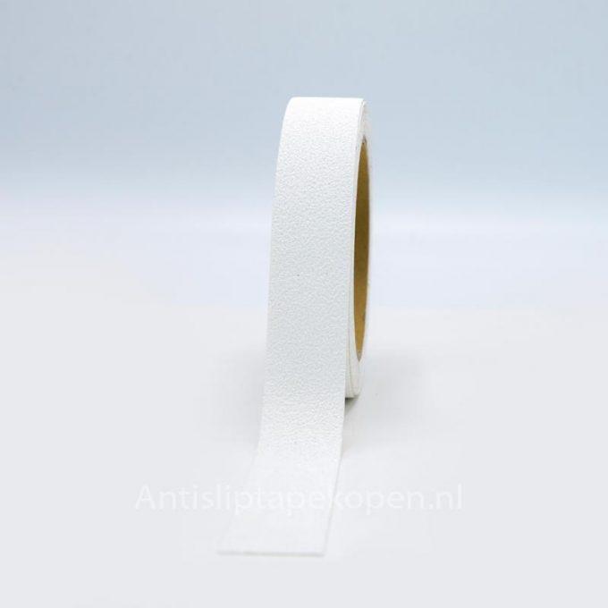 antislip tape blote voeten wit 25 mm