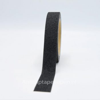 zwarte antislip tape 25 mm.